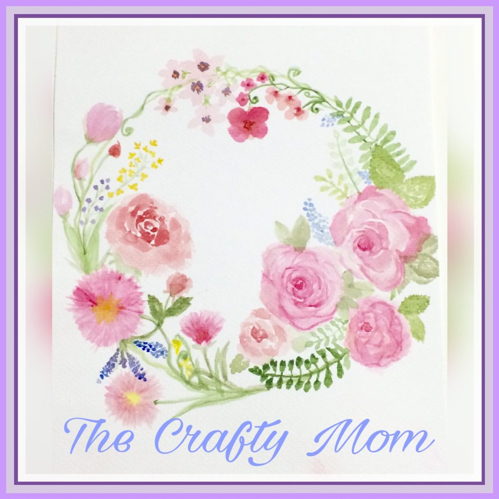 The Crafty Mom Logo
